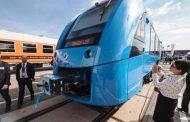 ألمانيا تعتزم إطلاق أول قطار ركاب هيدروجيني في العالم صديق البيئة