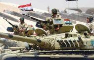 القوات العراقية تدخل حيي القادسية الثانية والبكر بمدينة الموصل