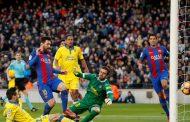 فوز ساحق لبرشلونة في الدوري الإسباني