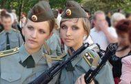 أجمل نساء العالم من المجندات