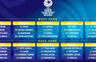 قرعة تصفيات كأس آسيا تحت 23 عاما: منتخب سورية في المجموعة الثالثة إلى جانب منتخبات الهند وتركمانستان وقطر