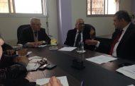 بحضور د. العرق ..اللجنة السياسية لتجمع سورية الأم تعقد اجتماعها الدوري