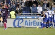 هزيمة تاريخية لبرشلونة امام ديبورتيفو لاكارونا