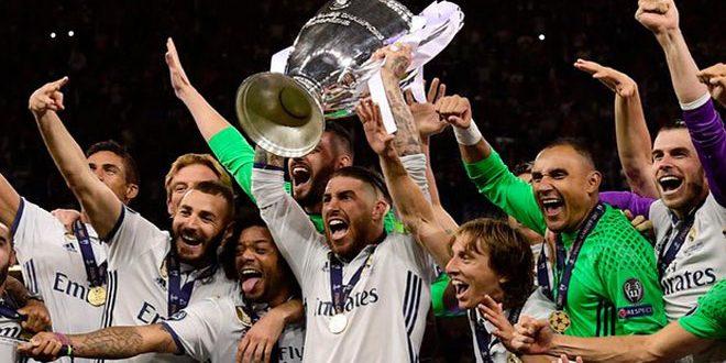 ريال مدريد بطلا لاوربا للمرة 12 في تاريخه بفوز عريض على يوفنتوس