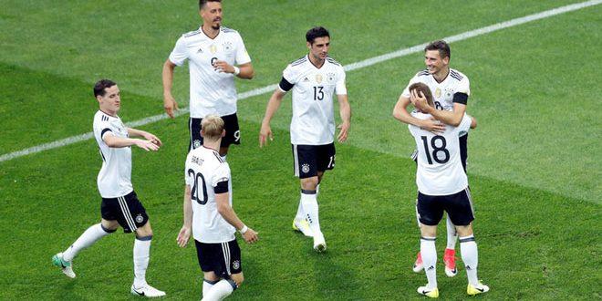 ألمانيا تهزم أستراليا في كأس القارات لكرة القدم