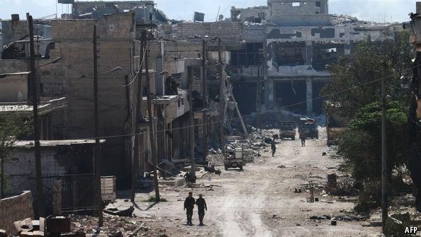 وقف إطلاق نار جزئي في سورية