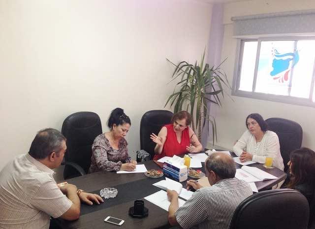 لجنة التربية والتعليم الاستشارية لتجمع سورية الأم تعقد اجتماعها الدوري