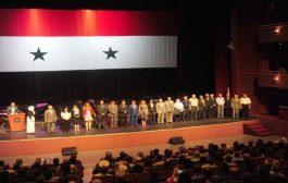 الاحتفال السنوي الأول لتجمع سورية الأم .. د. العرق : التصميم على مزيد من العمل والاجتهاد لتكون سورية أقوى داخلياً وخارجياً