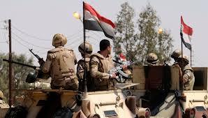 مقتل 4 رجال شرطة مصريين في هجوم مسلح بشمال سيناء