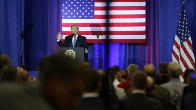ترامب يقترح تعديلات كبيرة على النظام الضريبي الأمريكي