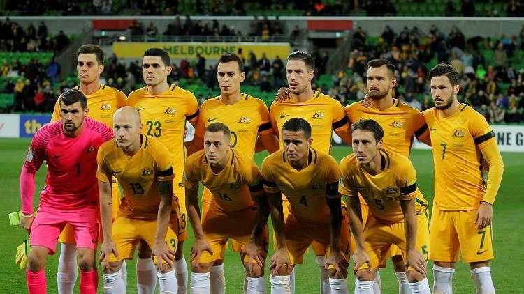 تصفيات مونديال 2018.. أستراليا تستعيد قائدها قبيل مواجهة سورية