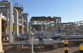 خط غاز جديد يضيف نصف مليون متر مكعب من الغاز يوميا إلى الشبكة