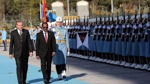 أكبر القواعد التركية العسكرية الخارجية للتدريب في الصومال