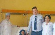 نجاح أول عملية جراحة قلب تنظيرية في سورية