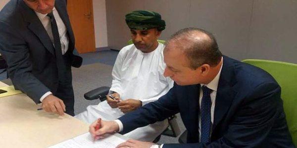 سورية وسلطنة عمان توقعان مذكرة تفاهم في مجالات النفط والغاز