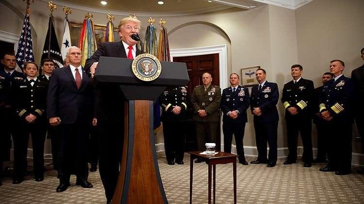 """بعد بوتين بيوم واحد.. ترامب يتعرض للسخرية بعد إعلانه """"الانتصار في سورية والعراق"""""""