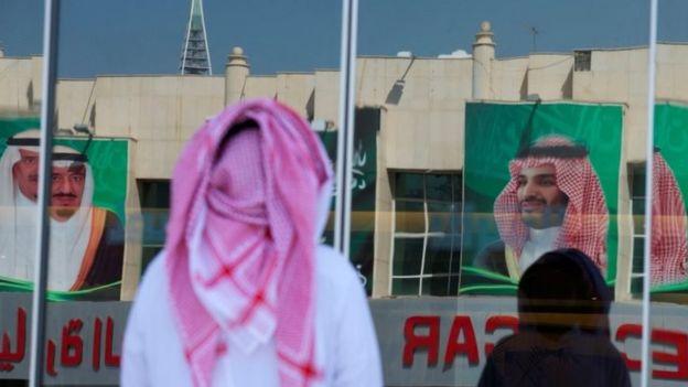 القبض على 11 أميرا سعوديا بعد تجمهرهم في قصر الحكم في الرياض