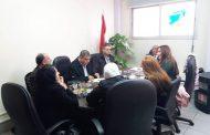 لجنة الأسرة في تجمع سورية الأم تناقش دور الأم في تربية وتنمية الطفل