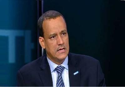 استقالة مبعوث الأمم المتحدة الخاص إلى اليمن إسماعيل ولد الشيخ وتعيين البريطاني مارتن غريفثت خلفا له