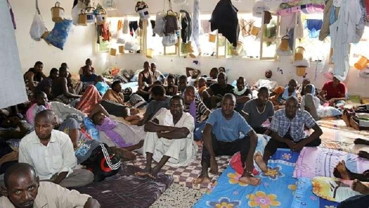 تحقيق إقليمي في تعذيب وحشي تعرض له مهاجرون سودانيون بليبيا!
