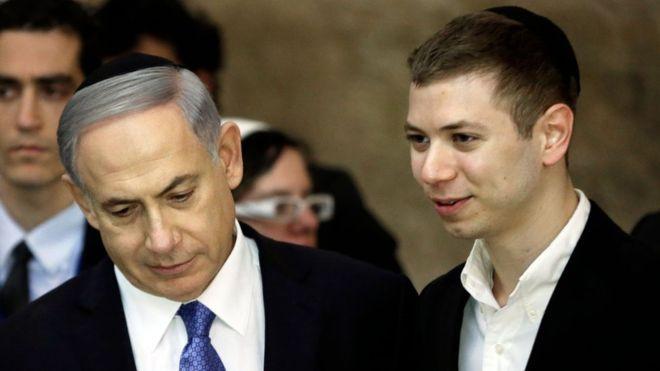 ابن نتنياهو لابن ملياردير إسرائيلي: أبي سهل لوالدك صفقة بمليارات الدولارات