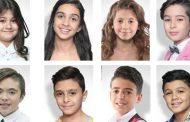"""13 طفلاً سورياً يضيئون بأصواتهم برنامج """"ذا فويس كيدز2"""""""