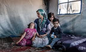 المرأة السورية في ظل الأزمة