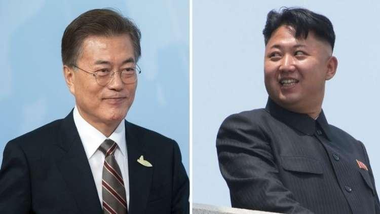 في تطور جديد وملفت.. كيم جونغ أون يدعو نظيره الجنوبي لزيارة بيونغ يانغ في أقرب وقت