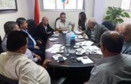 اجتماع اللجنة السياسية في تجمع سورية الأم