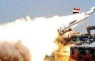 الدفاعات الجوية السورية تتصدى لعدوان إسرائيلي