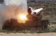 الدفاعات الجوية السورية تتصدى لطائرات اسرائيلية  ليلة الـ 10 من ايار- اسرائيل تعترف