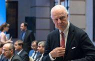 دي ميستورا يأمل بإنعاش العملية السياسية حول سورية