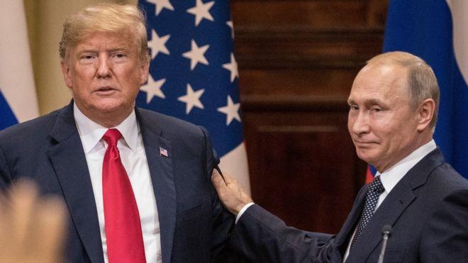 المستور المفضوح في قمة ترامب – بوتين  سورية والإقليم .. مرحلة جديدة على الأبواب