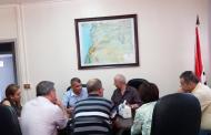 اجتماع اللجنة العلمية في تجمع سورية الأم