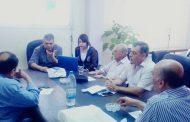 دور الثقافة في بناء الإنسان خلال اجتماع اللجنة الثقافية في تجمع سورية الأم