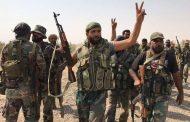 الجيش السوري يسيطر على معظم مناطق جنوب غرب البلاد  ويطرد المسلحين