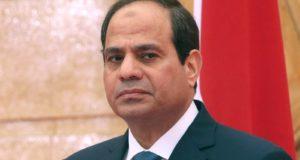 في مواجهة حملة على الإنترنت .. السيسي يقول مصر على الطريق الصحيح