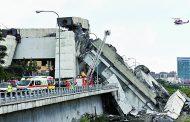 إيطاليا: ارتفاع عدد قتلى انهيار الجسر في جنوة إلى 35 قتيلا