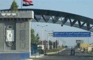 سورية: الطريق إلى معبر الأردن جاهز وتدرس فتحه