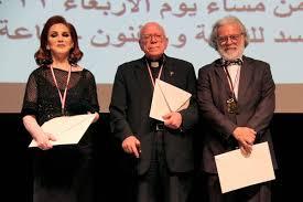 شاعر وفنانة تشكيلية ونائب رئيس مجمع اللغة العربية ينالون جوائز الدولة - سورية