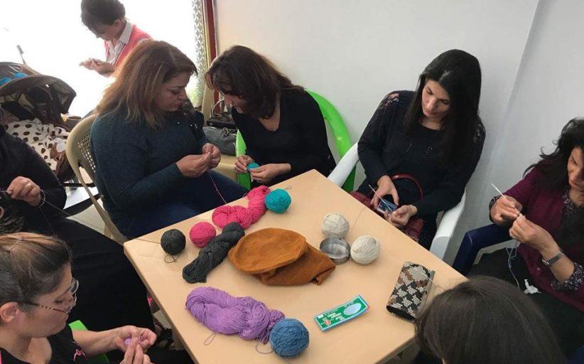 رانيا كنج مصممة المجوهرات المعروفة عالميا ...  العمل الواعي لتخفيف آلام وإرهاب الحرب في سورية من خلال الفن المبدع