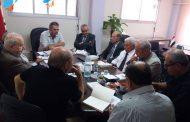 نخبة اجتماعية واقتصادية تجتمع في مقر تجمع سورية الأم