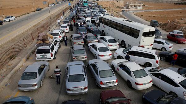 أردنيون يزورون سوريا للمرة الأولى منذ سنوات بعد فتح معبر جابر-نصيب