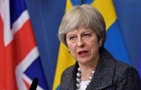 ماي تتعهد بمواصلة تنفيذ اتفاق خروج بريطانيا من الاتحاد الأوروبي للنهاية