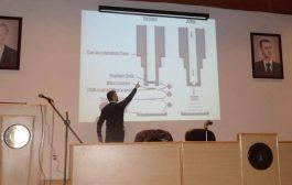 تجمع سورية الام  يقيم المحاضرة الخامسة للمرحلة الثالثة من سلسلة المحاضرات العلمية المتخصصة في مجال التقانات الحيوية