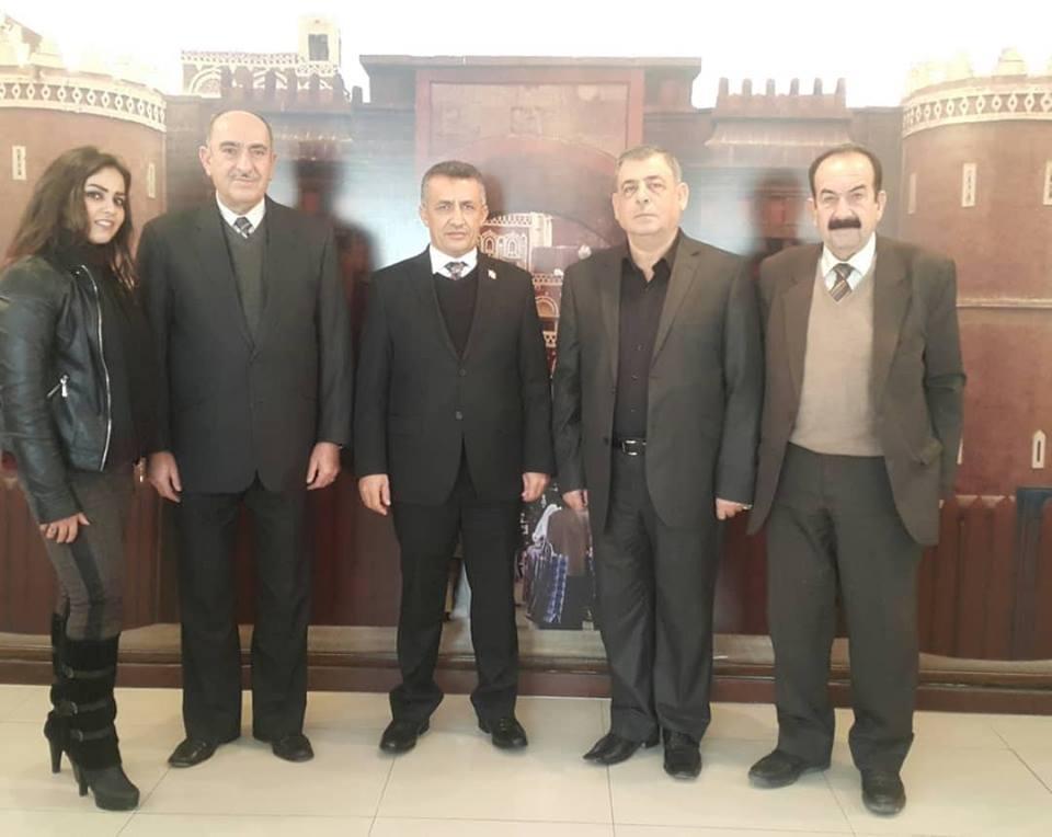 سفير اليمن يرحب بمشروع مدينة الزيتون ويرغب بنقل التجربة إلى بلاده