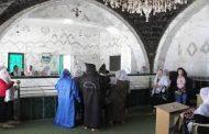 دمشق تعيد فتح مقام النبي هابيل أمام الحجاج والسياح