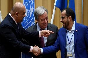 طرفا حرب اليمن يبدآن محادثات في الأردن بشأن اتفاق لتبادل الأسرى