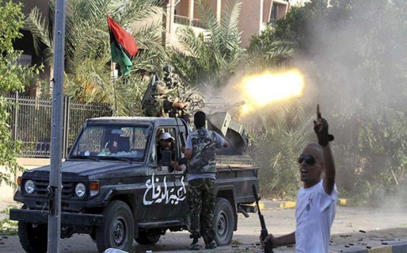 اشتباكات بين جماعات مسلحة في العاصمة الليبية تخرق 4 شهور من الهدنة