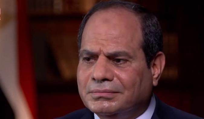 السيسي يعترف بالتنسيق الوثيق مع إسرائيل في سيناء